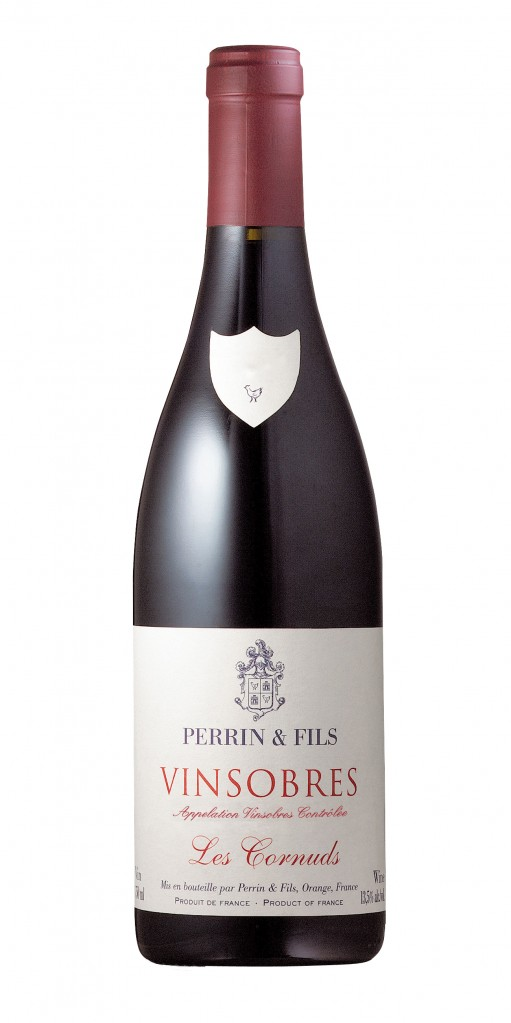Perrin et Fils Vinsobres Les Cornuds 2011 Rhone Red Blends Wine Red Blends Wine